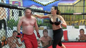 Scarlett Devine MMA Beatdown .Still011