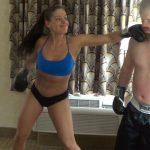 Skylar Rene Boxing Beatdown .Still006