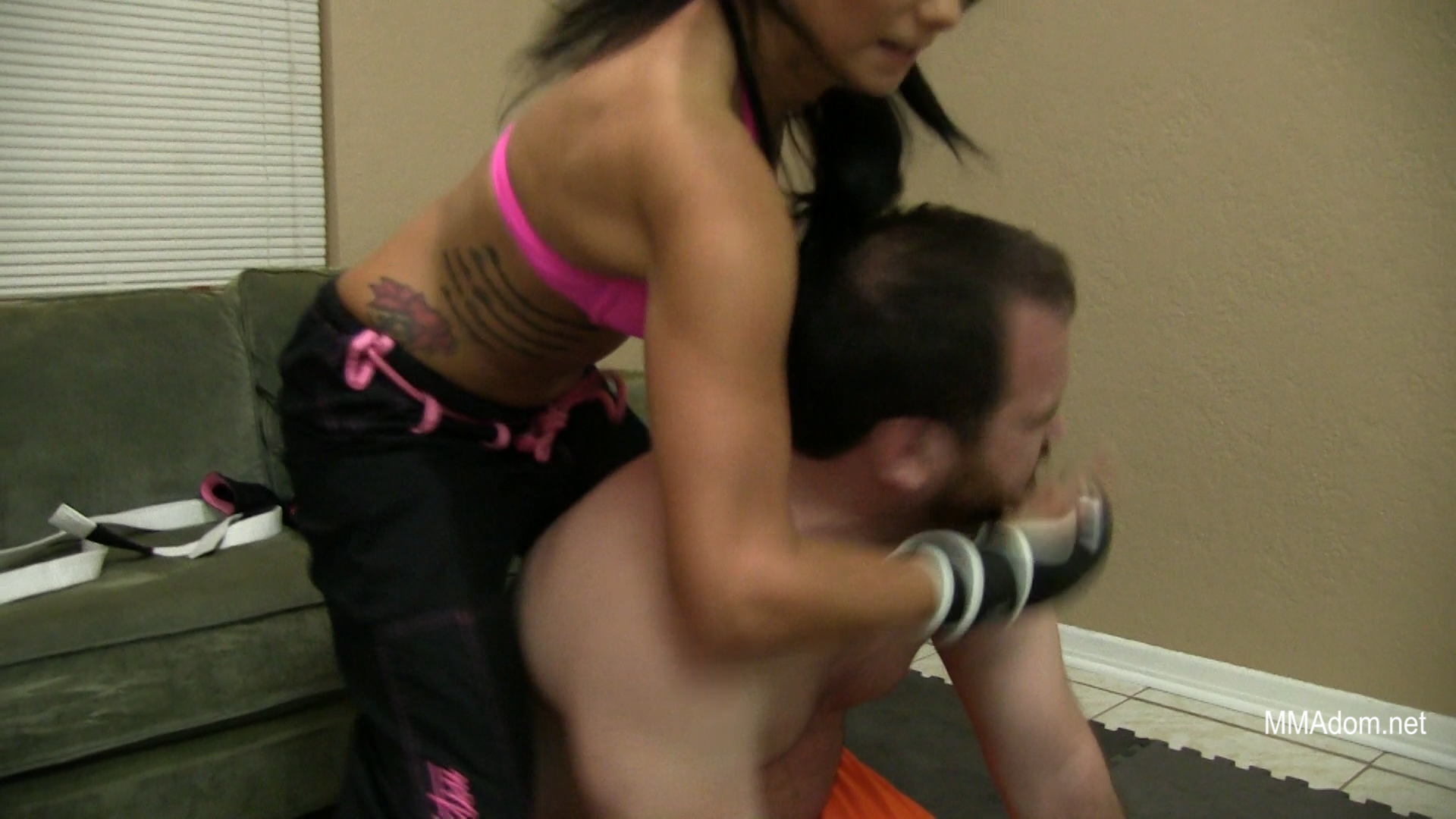 Maria Marley gi beatdown edit .Still010