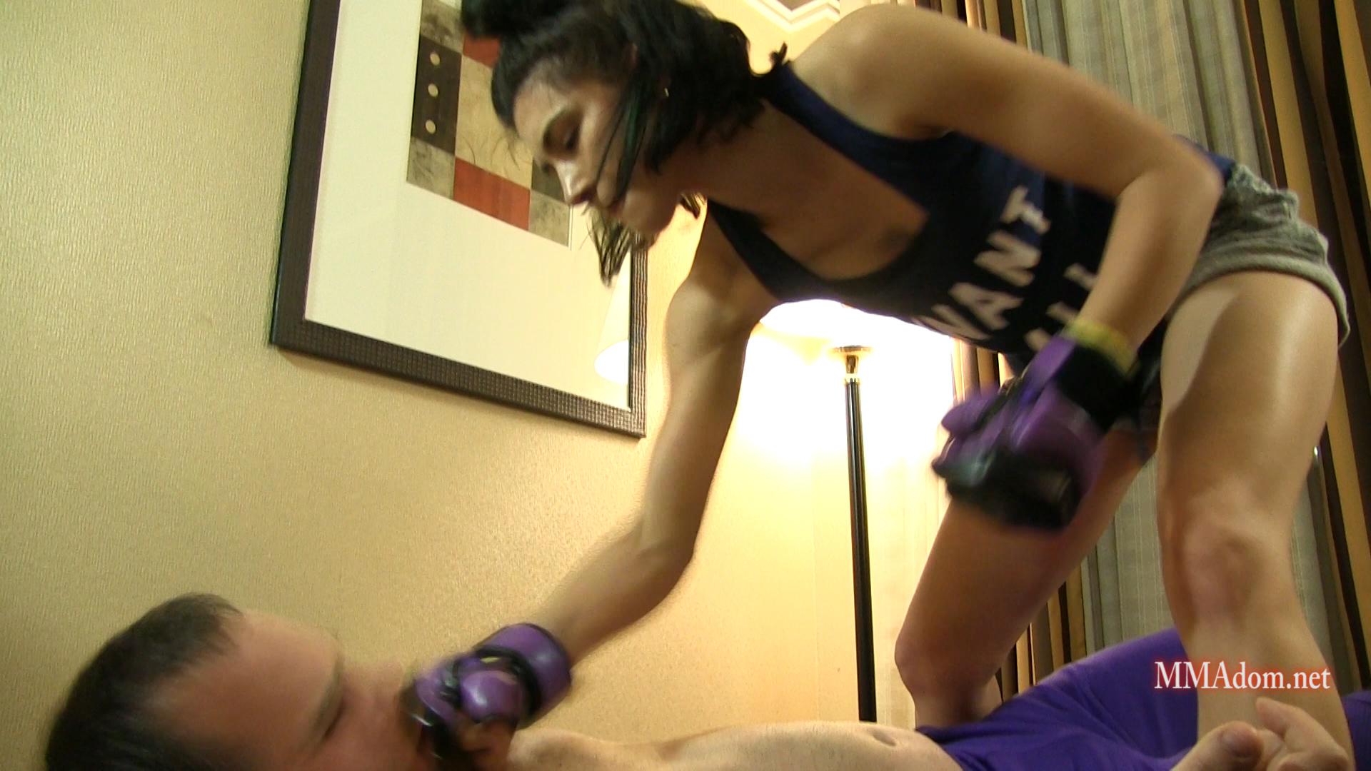 Nikki Next MMA Beatdown edit.Still011